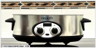 Olla lenta - Crockpot - Slow cooker