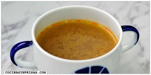 olla lenta  slow cooker crock pot consome cocido madrileño