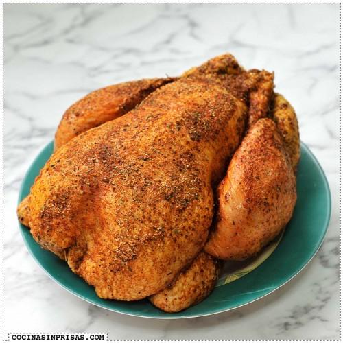 Cocina sin prisas - Pollo marinado