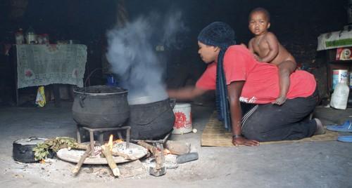 Cocina sin prisas - Olla lenta - Slow cooker - Wonderbag - Familia africana