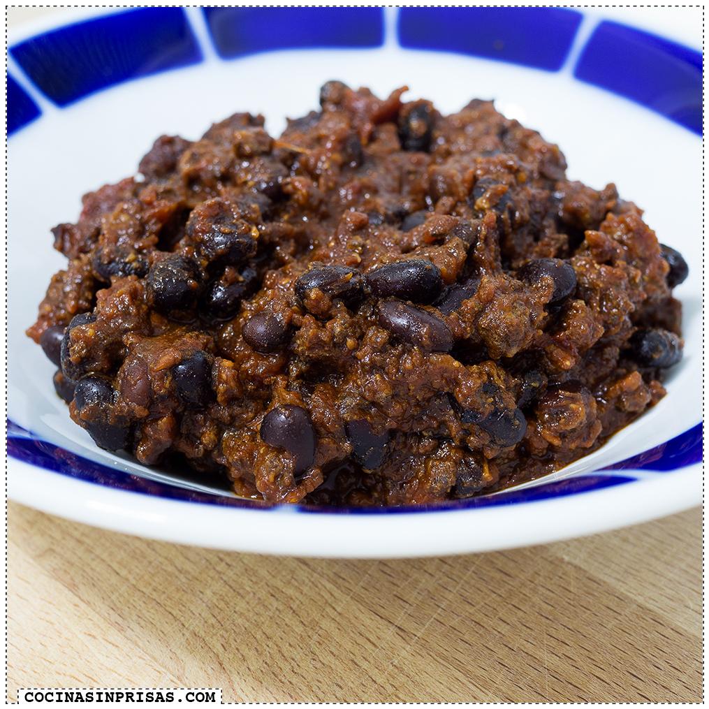 Crockpot - Olla lenta - Chili con carne